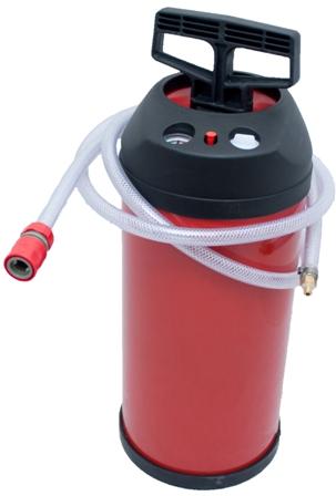 Wasserdruckbehälter Metall manuell 10 [l]