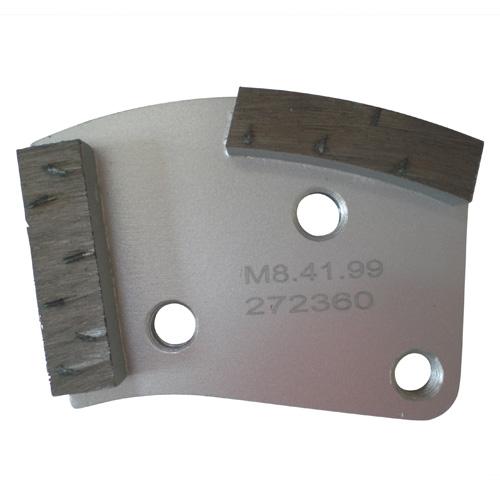 Dia-Schleifsegment Silver Crunch Super Premium M8