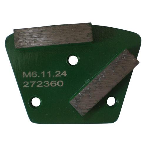 Dia-Schleifsegment Green Tiger Super Premium M6 #40