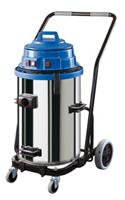 Wassersauger Feuerwehr mit Rückpumpe, 2-Motorig, 2200W, 340m³/h, 2.2m WS, 80l, 27,5kg