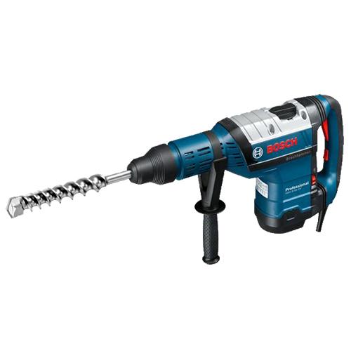 Bosch Bohrhammer GBH 8-45 DV / SDS-max / 1500W / SDS-max / 8.9Kg/12.5J / inkl. Koffer