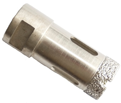 Dia-Trockenbohrkrone Silver Drill Premium extra lang