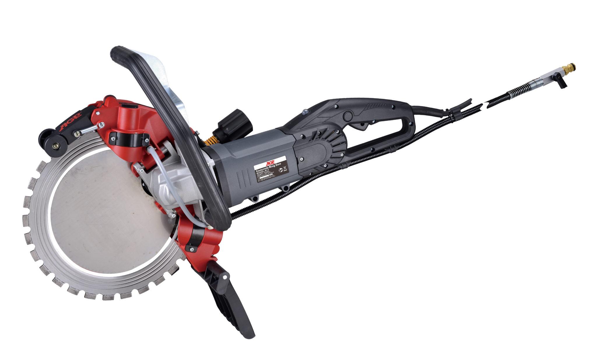 Dia - Ringsäge AGP R13 / 230V/3200W / S-Tiefe 220mm / Blattdurchmesser Ø330mm / Gewicht: 12.6kg