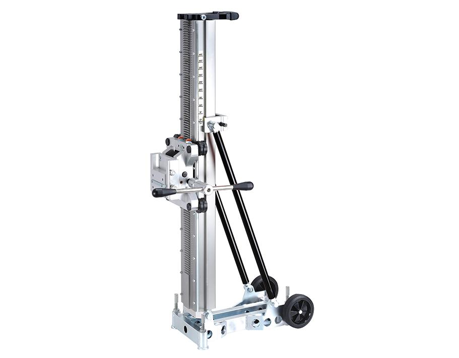 Kernbohrständer AGP S800 / Bohrbereich bis Ø800mm mit zusätzlicher Distanzplatte ansonsten bis Ø350mm / 2 Getriebe / 26.5kg