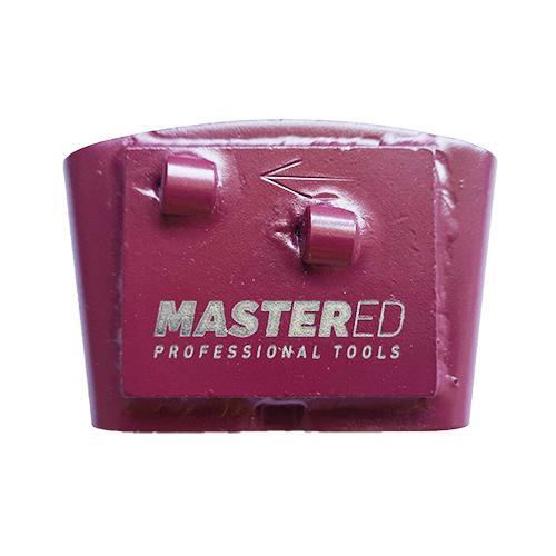 Dia-Schleifsegment HTX PKD Purpur Craft Super Premium ohne Stützsegment mit Spezial Aufnahme