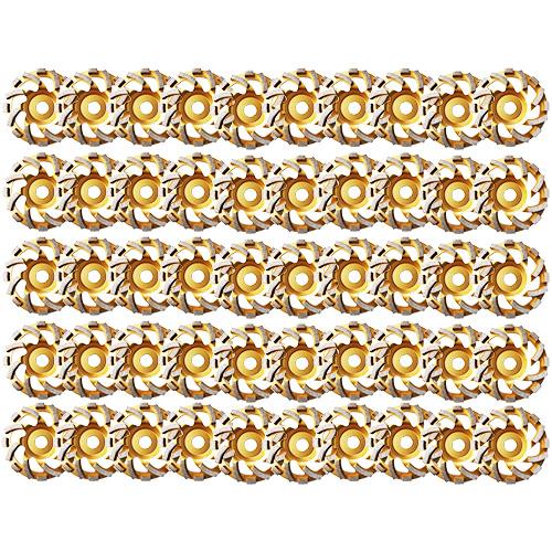 Dia-Topfscheiben-SET Turbo Gold 50 Stk. [Weihnachtsaktion Nr. 24]