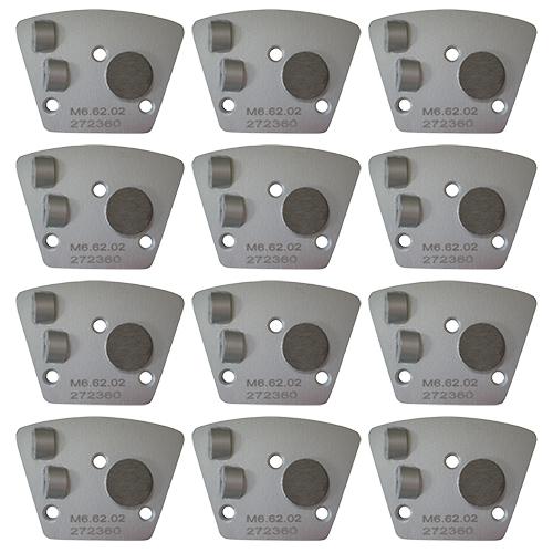 Dia-Schleifsegment-SET PKD Silver Craft 12 Stk. [Weihnachtsaktion Nr. 23]