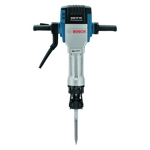 Bosch Spitzhammer GSH 27 VC / HEX 28 mm / [29.5Kg/62J] / 2000W / exkl. Koffer