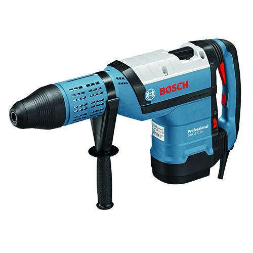 Bosch Bohrhammer GBH 12-52 DV / SDS-max / 1700W / SDS-max / 11.9Kg/19J / inkl. Koffer