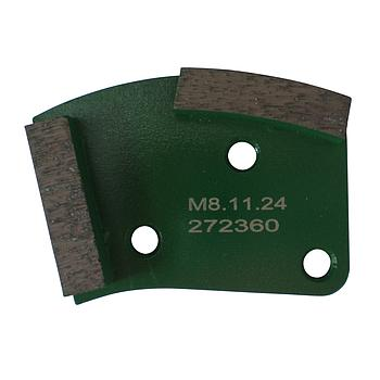 Dia-Schleifsegment Green Pearl Super Premium M8 #40