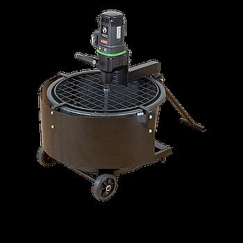 Rührstation Eibenstock, Automix 1801, [1500W], inkl. Rührpaddel und Mischkübel [65l], geeignet bis 50kg