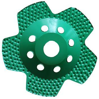 Dia-Topfscheibe Green Burl Super Premium