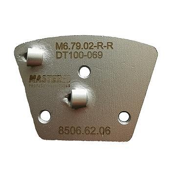 Dia-Schleifsegment PKD Silver Force Super Premium Spezial ohne Stützsegment M6