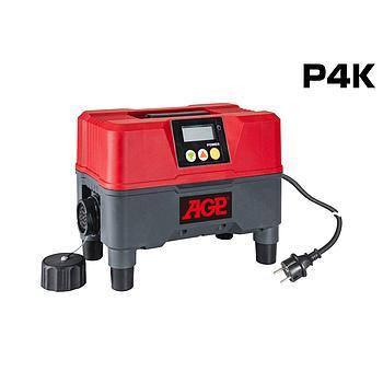 Hochfrequenz Agregat [Frequenzumrichter] AGP P4K / max. Aufnahme: 230V/4500W / Gewicht: 3.1kg / Luftgekühlt