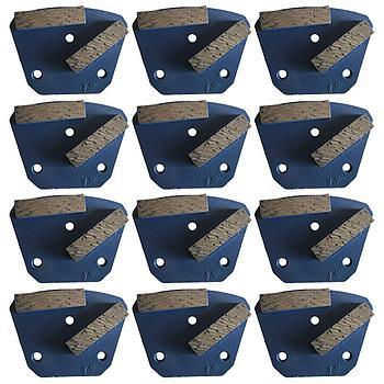 Dia-Schleifsegment-SET Light Blue 12 Stk. [Weihnachtsaktion Nr. 23]