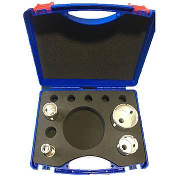 Dia-Trockenbohrkronen-SET Silver Drill Super Premium 1 Stk. [Weihnachtsaktion Nr. 14]