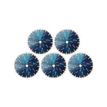 Dia-Trennscheiben-SET Blue Wave Ø230 mm 5 Stk. [Weihnachtsaktion Nr. 9]