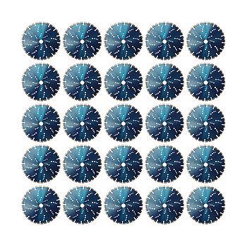 Dia-Trennscheiben-SET Blue Wave Ø230 mm 30 Stk. [Weihnachtsaktion Nr. 9]